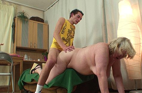 Thongs on a nice ass